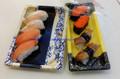 nuevos productos 2014 contenedor desechable de alimentos embalagem para sushi china express