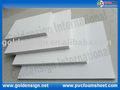 Lámina espumada de PVC