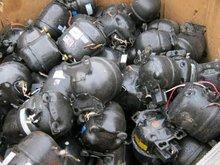 chatarra electrónica a granel utiliza el compresor de chatarra de metal de desecho para la venta de hong kong disponibles