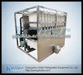 Máquina de fazer de 3 tonelada/dia cubo de gelo industrial para a fábrica de gelo