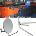 Con mandril hidráulico automático de tubería/máquina dobladora de tubos