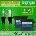 hid distribuidores de alta qualidade e preço barato hid xenon kit h1 h3 h7 h8 h9 h10 h11 9005 9006 para o acessório do carro