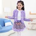 2014 loveslf mejor nueva ropa de bebé niña fabricante de china