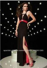 vestido de noche atractivo 2011