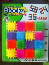 juguetes blister bloques ladrillos juguetes de Navidad