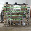máquina de filtro de agua 3000L / H ro sistema de agua potable