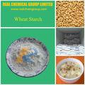 venta caliente con la mejor calidad nativa de almidón de yuca / tapoica