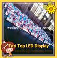 alibaba manufacturers (3g/wifi/usb) car media display / led screen car advertising