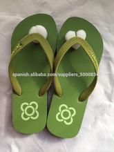 sandalias de la sandalia