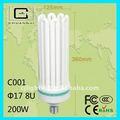 Larga vida útil& precio favorable lámpara ahorro de energía