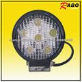 Lámpara LED de trabajo nuevo 18W para SUV y camiones