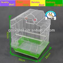 decorativos de metal para mascotas jaula del pájaro