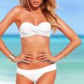 2014 caliente nuevo diseño foto de chica sexy bikini transparente