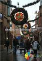 2013 decoración de la navidad/atrio decoración/de metal la decoración/decoración de vacaciones