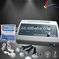 4 en 1 multifuncional ultrasónico depurador de la piel de diamante dermabrasion máquina de tratamiento facial