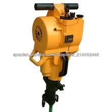 gasolina de taladro de martillo yn27a gasolina de perforación de roca