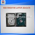 Seagate de 500gb de sata2 2.5'' 8m unidad de disco duro para el ordenador portátil