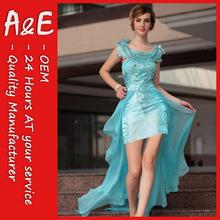 ae de moda vestido de fiesta para las señoras jóvenes