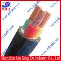 Conductor de cobre de PVC de aislamiento H05VV-F 3G 0,75