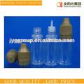 El pedido mínimo para 10ml blanco de los ojos de plástico botella de gota frasco gotero