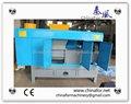 film plastique machine de compression sèche