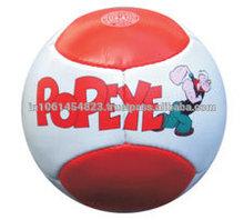 de calidad superior de dibujos animados del balón de fútbol