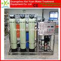 500l/h systèmes d'osmose inverse commercial unité de distillation de l'eau portable