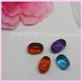preço barato rodada de vidro pérola de jóias