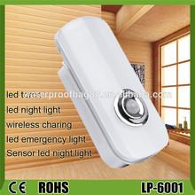 de plástico de alta lm led lámparas de pared para la iluminación interior