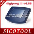 Hot vente 2014 numériques kit de correction kilométrage correction d'odomètre digi prog 3 digiprog iii.