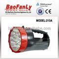 led recargable portátil de la lámpara