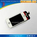 Htd best-seller para a maçã da china telefone móvel com preço para o iphone 4 móveis de exibição