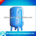 F- tipo de vidrio rayado tanque de almacenamiento vertical 3000l química hervidor de agua