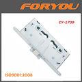 2013 cerradura de embutir para puertas de aluminio cy-1739