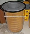 shantui bulldozer piezas de recambio del filtro de aire