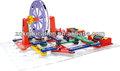 auto de plástico juguetes montaje kits de la ciencia