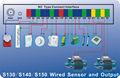 GSM RTU automatización industrial con monitor entrada digital, para M2M System Automation S130