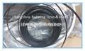 201 301 304 açoinoxidável cinta/banda de pvc coberta