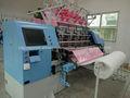 pespunte múltiple máquina que acolcha aguja para edredones,máquina de acolchar computarizado