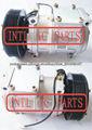 MOD. 10PA17C 10PA17 1992-2007 JOHN DEERE Compressor Ar Condicionado POLIA 8PK 12V ac compressor