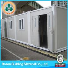 baratos moderno transporte de contenedores prefabricados casas casas hechas en china