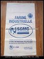 2013 nuevo material virgen polipropileno pp bag / sacos tejidos para la harina de arroz, maíz, trigo hecho en China