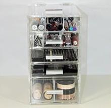 Promotion tiroirs de rangement maquillage achats en ligne - Boite maquillage acrylique ...