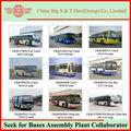 De China Autobuses equipos ensambladora de venta Los autobuses para la venta
