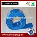 calidad de 6 pulgadas de diámetro de tubería de pvc