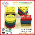 Formas de montessori bloque de la junta, jugueteseducativos