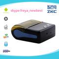 computadora de mano las impresoras térmicas de android portátil bluetooth de la impresora