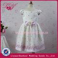 lindo últimos diseños de vestir para niñas de las flores