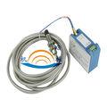 YD9800 Sensores de proximidade de deslocamento do eixo corrente de Eddy