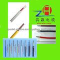 2.5mm2 cubierta de PVC del cable eléctrico de la base de cobre con aislamiento